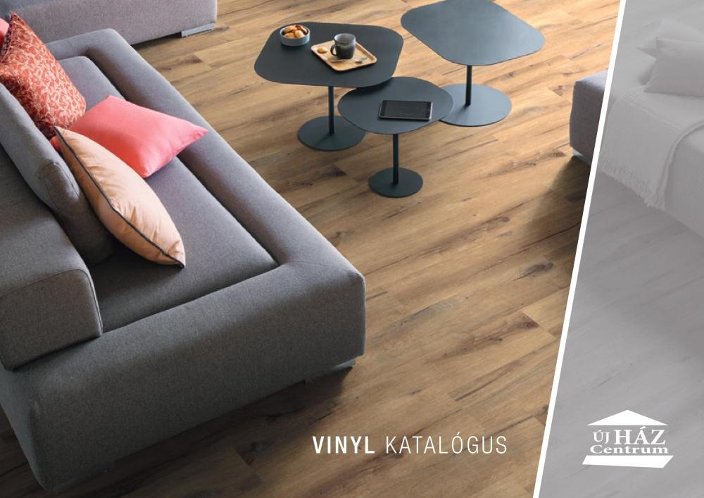 Vinyl katalógus