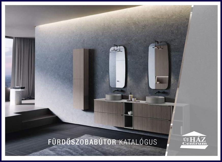 Fürdőszobabútor katalógus